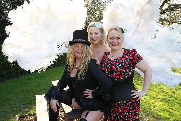Burlesque, me and the WI